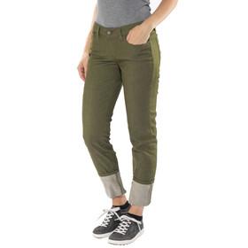 Prana Kara Jeans Women Cargo Green